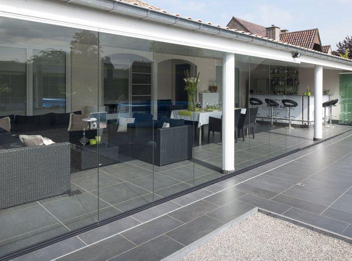 Solatech - Retractable Glass Walls